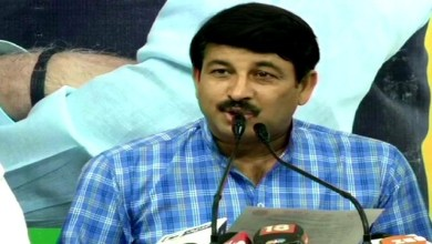 Photo of The situation in Delhi is very bad, even the NRC is needed: Manoj Tiwari, BJP leader.