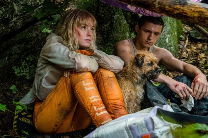 The Aimlessness of 'Chaos Walking' Is Oddly Its Strength