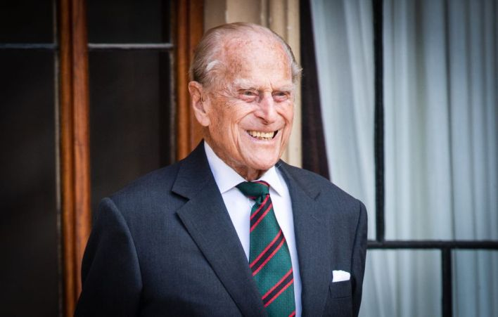 Prince Philip Is Recovering in the Hospital After Successful Heart Surgery