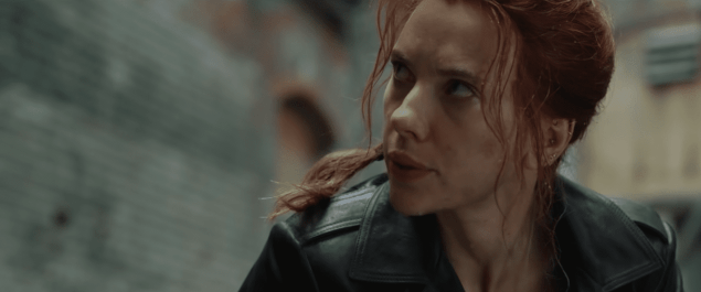 Black Widow Box Office