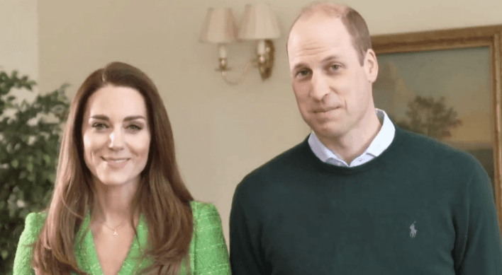 Prince William and Kate Matched in Festive Green Outfits for St. Patrick's Day