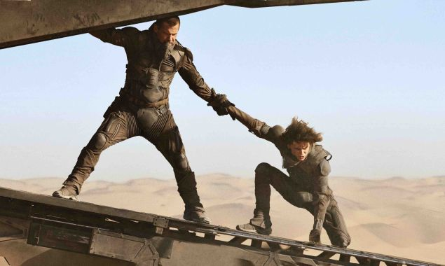 Dune HBO Max Box Office
