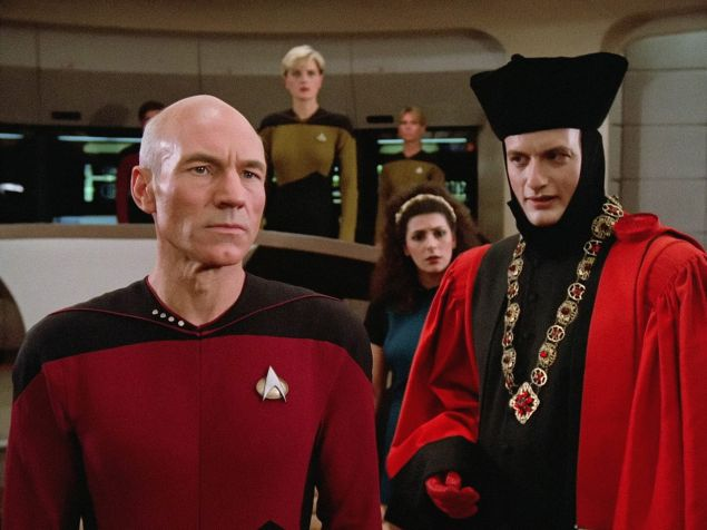 Star Trek: Picard Season 2 Q Return Explained