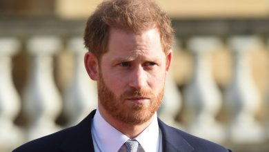 Photo of Prince Harry Returns to U.K., Isolates at Frogmore Cottage for Funeral