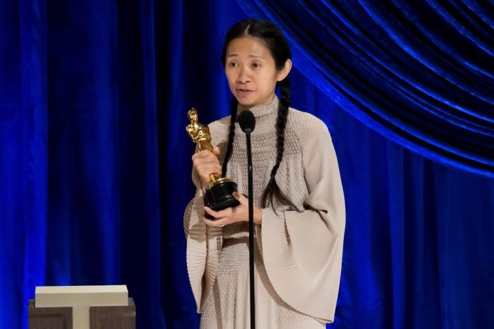 The Intimate 2021 Oscars Were Appropriately Weird for a Weird Year