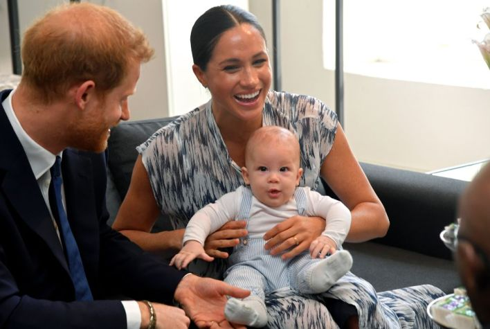 Prince Harry and Meghan's Son Archie Is Thrilled About His New Role in the Family