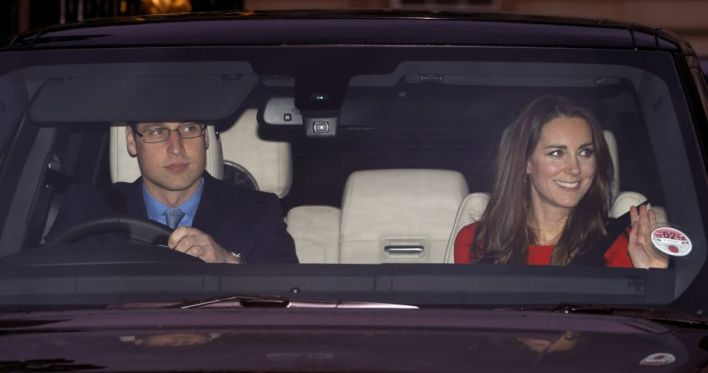 Prince William and Kate's Luxury Range Rover Is Going Up for Auction Next Month