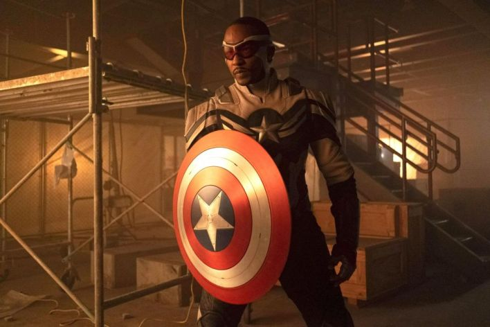 The 'Falcon and Winter Soldier' Finale Didn't Earn This
