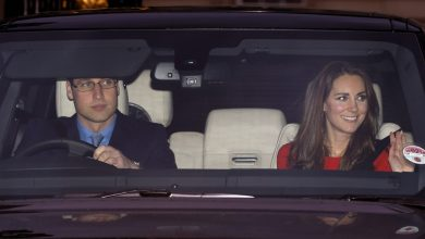 Photo of Kate Middleton & Prince William's Vary Rover Is for Sale at Auction