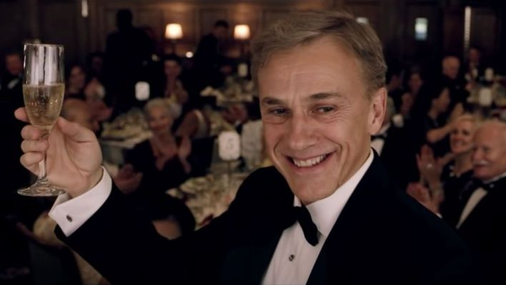 Christoph Waltz directs and stars in Georgetown.