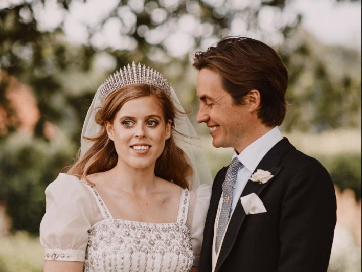 Princess Beatrice Is Expecting Her First Child With Edoardo Mapelli Mozzi