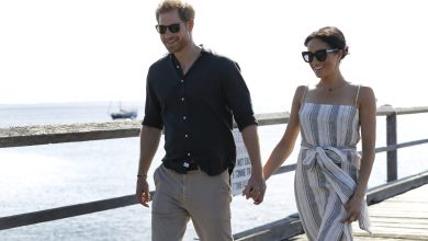 Photo of Meghan Markle Prince Harry Introduced Interest to Montecito Per Rob Lowe