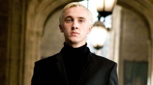 Tom Felton Draco Malfoy Harry Potter