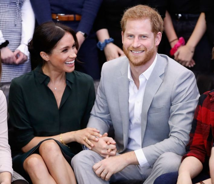 Prince Harry and Meghan Are Spending the Next Several Months on Parental Leave