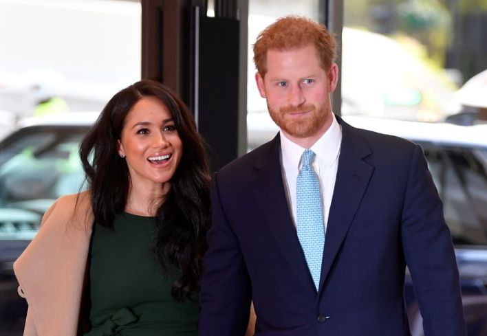 Prince Harry and Meghan Use the Royal Family WhatsApp Group to Share Photos of Lili