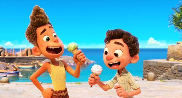 Pixar Luca Disney+ Free