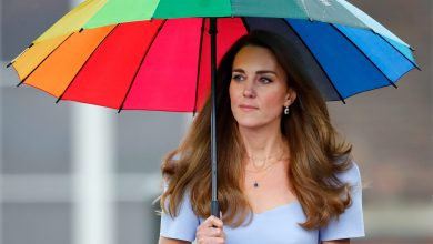 Photo of Kate Middleton Won't Attend Diana Statue Unveiling With William, Harry