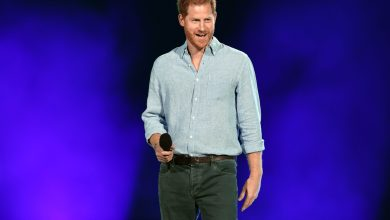 Photo of Prince Harry Flew to U.K. Early to Attend WellChild Awards as Surprise
