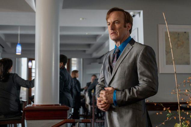 Bob Odenkirk Health Better Call Saul Production