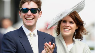 Photo of Princess Eugenie & Jack Brooksbank Go to Queen Elizabeth at Balmoral