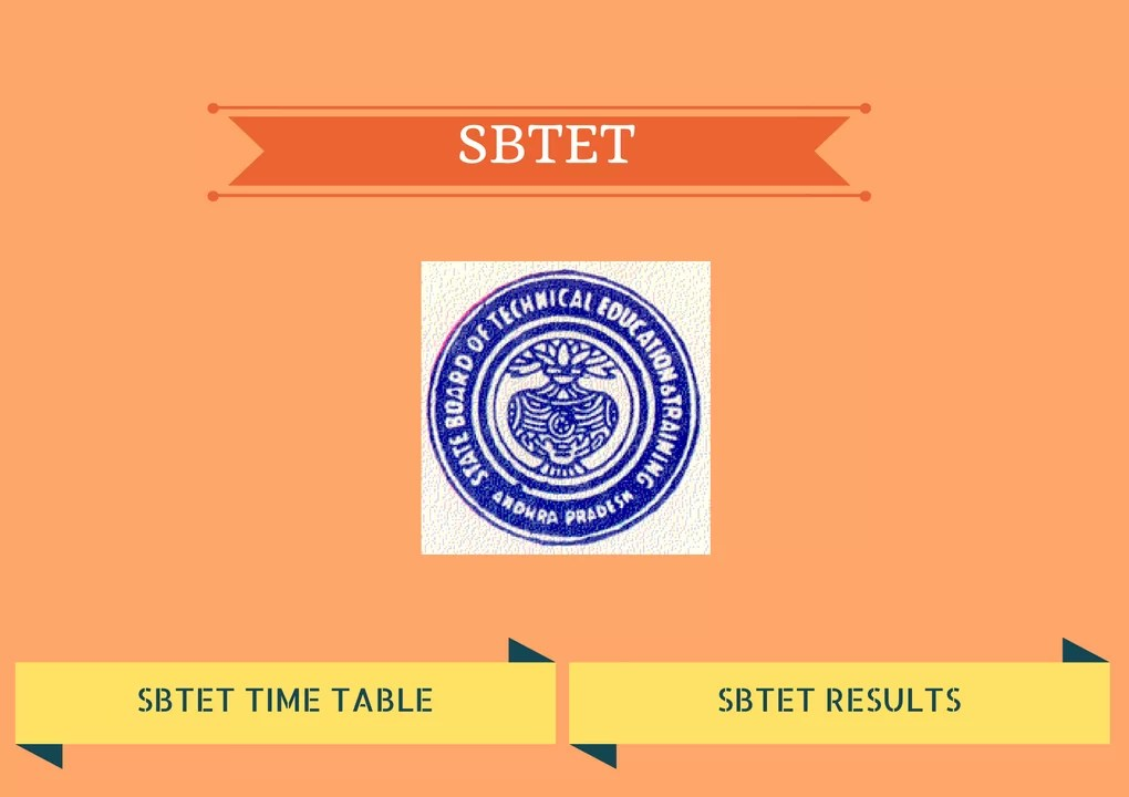 sbtet result