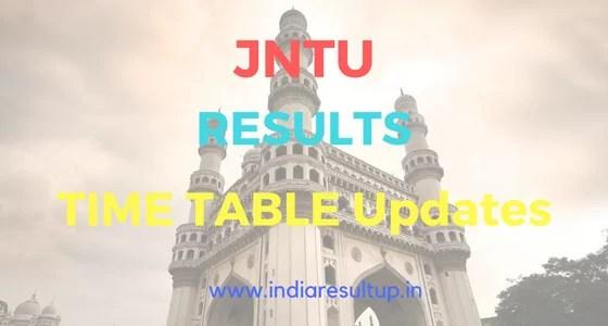 jntu-results