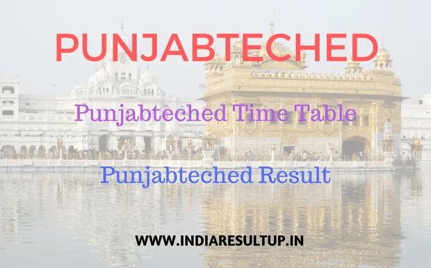 punjabteched result