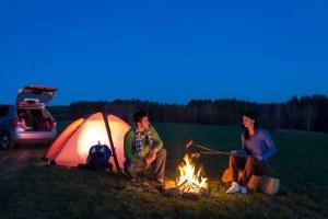 Camping Longest road trip India