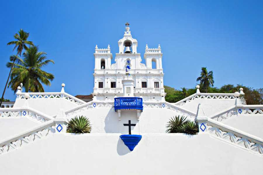 Famous Churches in India