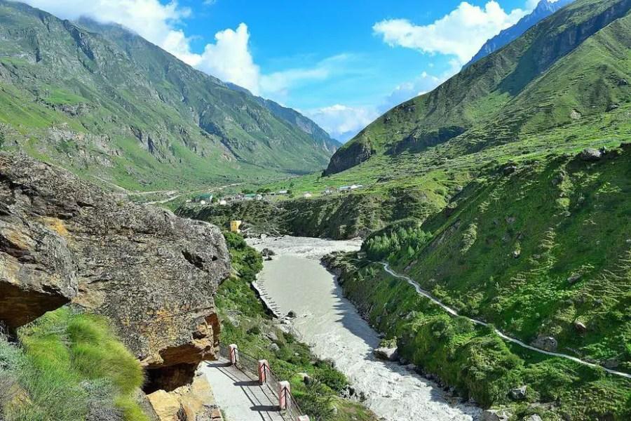 River Sarasvati