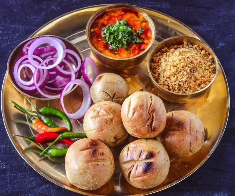 Madhya Pradesh food