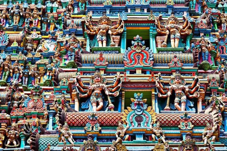 Menakshi Temple