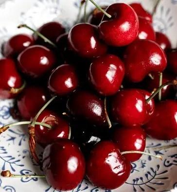 Cherry in India Language
