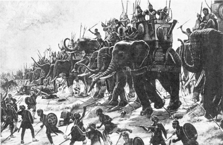 koling war, ashoka, rarebangla