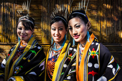 6d5ba1716b Nagaland Traditional Costumes, India tradition and culture