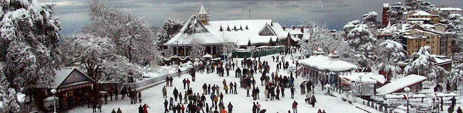 hill station shimla
