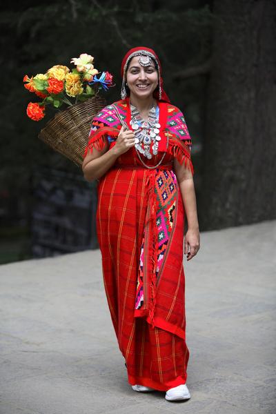 himachala pradesh traditional costumes
