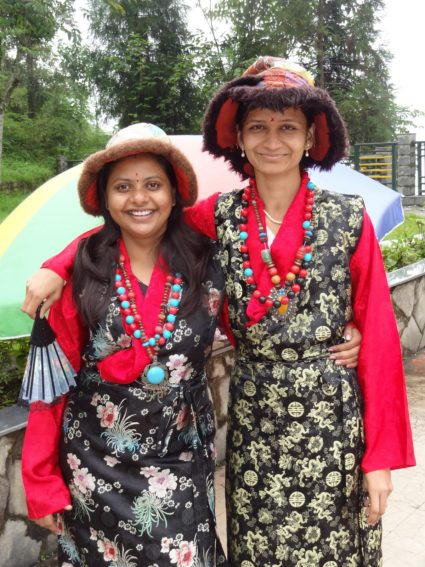 sikkim traditional costumes