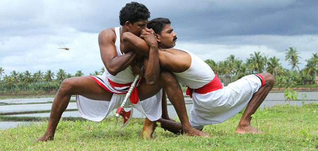 Kalaripayattu Martial Arts - The Ancient Battle Form - India the Destiny
