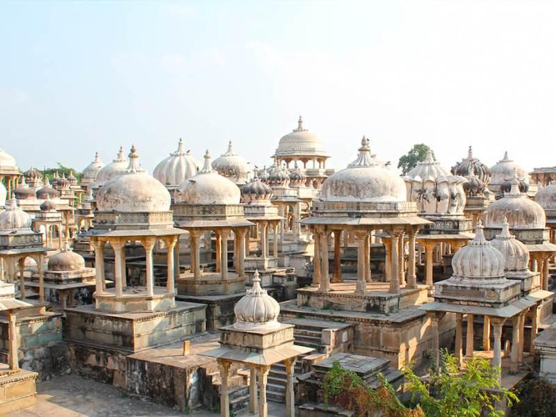 Ahar Cenotaphs, Udaipur