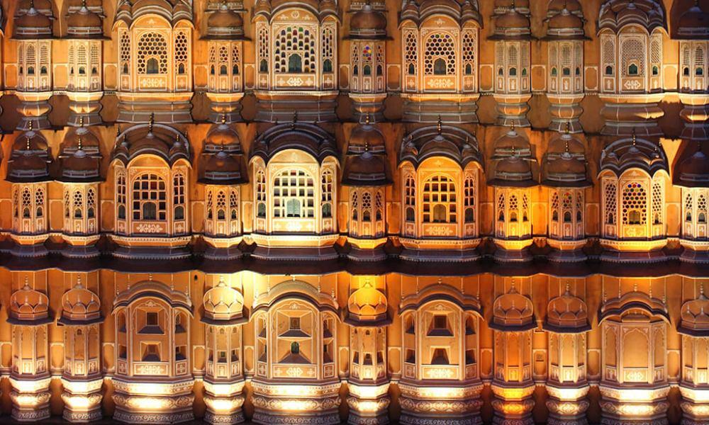 Hawa Mahal, Jaipur, India Tourism
