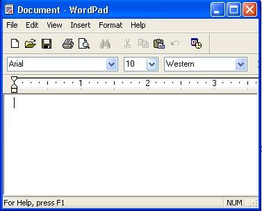 Cv Wordpad Format Cover Letter Resume Samples