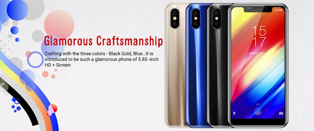 Speria H10 Notch With High Configurations mobile in Low price in india