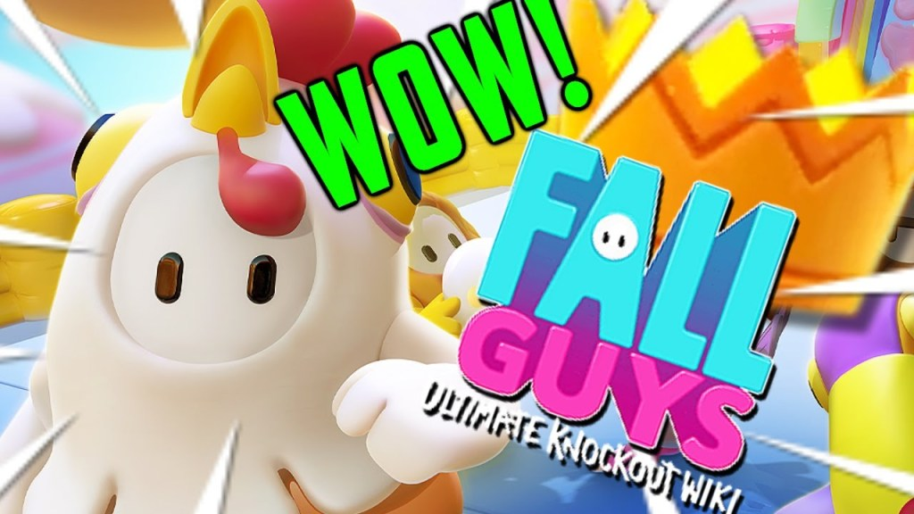Fall Guys android full apk free download