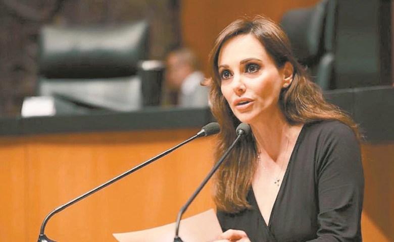 Lilly Téllez se suma a la bancada del PAN en el Senado - Indice ...
