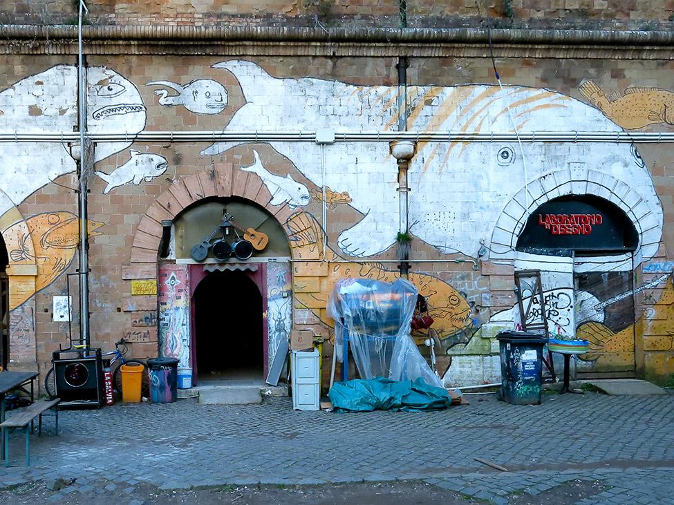 Forte Prenestino Rome