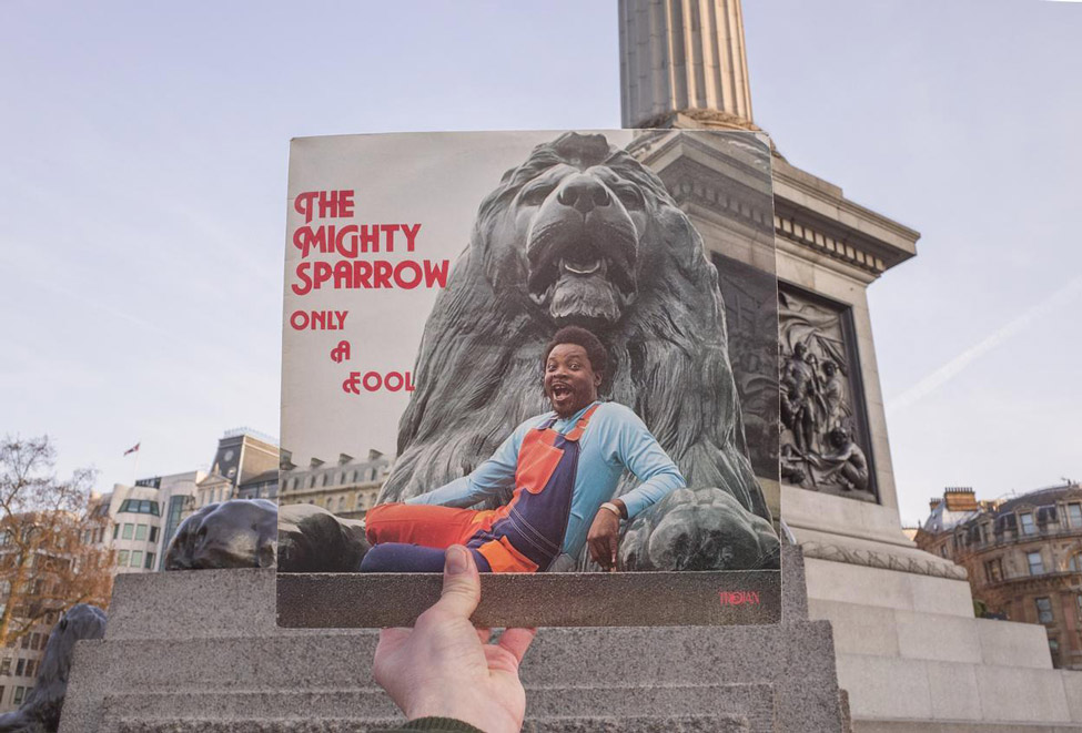 Alex Bartsch The Mighty Sparrow Only A Fool