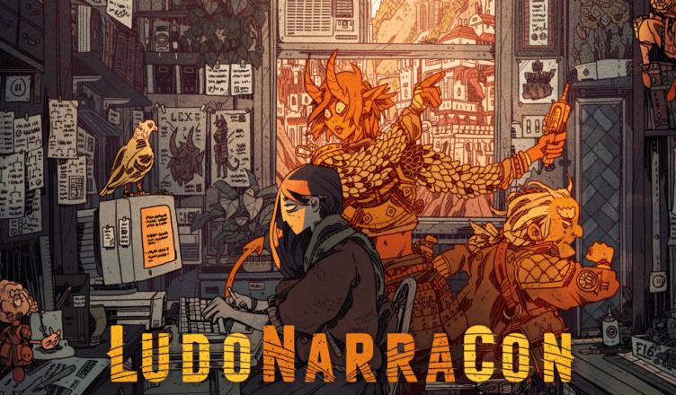 LudoNarraCon Cover Image