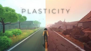 Plasticity Game Title
