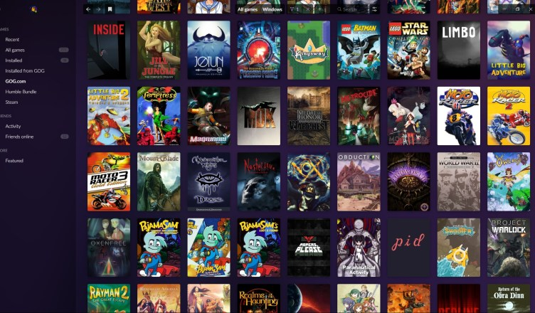 GOG Galaxy 2.0 featured image